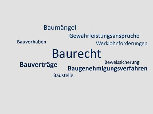 Baurecht Anwalt Aachen und Köln