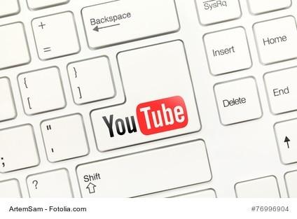 YouTube Urheberrechtsverletzung