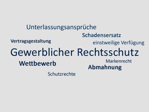 Ihr Anwalt für gewerblichen Rechtsschutz in Aachen und Köln