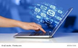 Veröffentlichung E-Mail