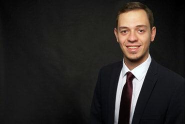 Wissenschaftlicher Mitarbeiter Maximilian Ullrich