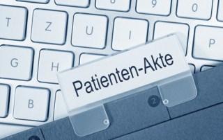 Herausgabe-Patientenakte