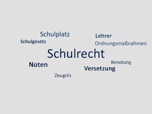Rechtsanwalt für Schulrecht in Aachen und Köln
