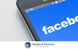 Facebook Auftritt des Arbeitgebers