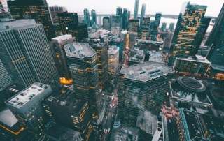Corporate Law - Skyline