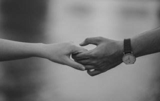 Couple Handshake
