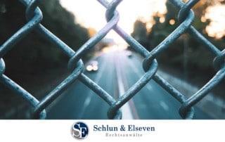 Einreisesperre - Deutschland - Symbolbild