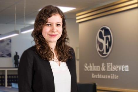 Sekretärin Alica Couwenbergs