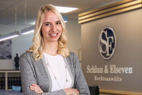 Sekretärin Bianca Breuer
