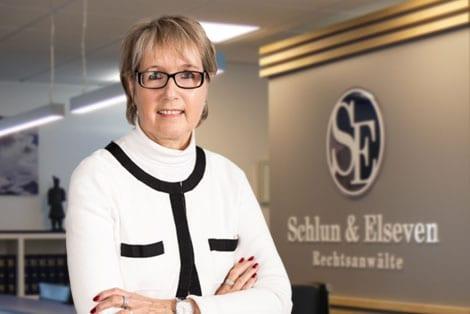 Sekretärin Ilona Heidenreich