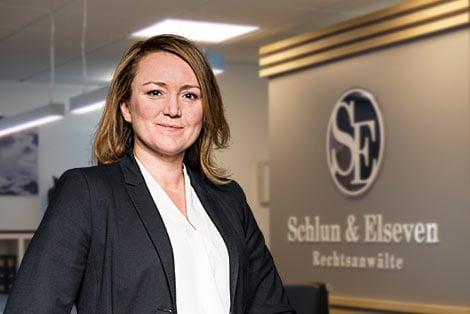 Rechtsanwältin Valerie Tiet