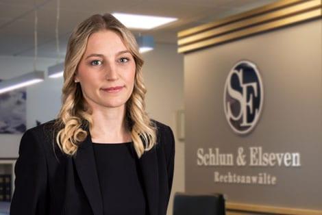 Lawyer Verena Ziemes