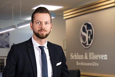 Lawyer Floroan Dördelmann