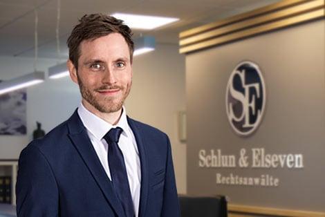 Lawyer Julian Graf
