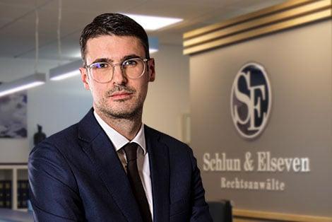 Rechtsanwalt Dr. Tim Schlun