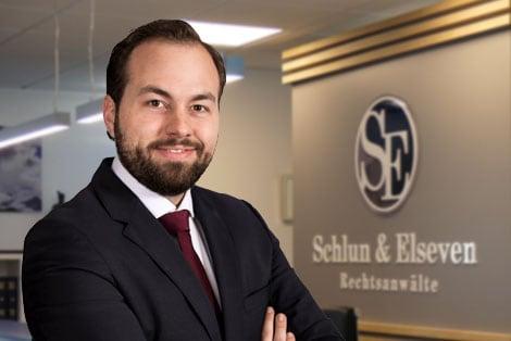 Lawyer Simon Krämer LL.M.