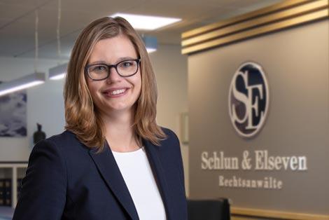 Lawyer Sandra Zimmerling