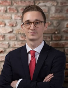 Lawyer Philipp Busse