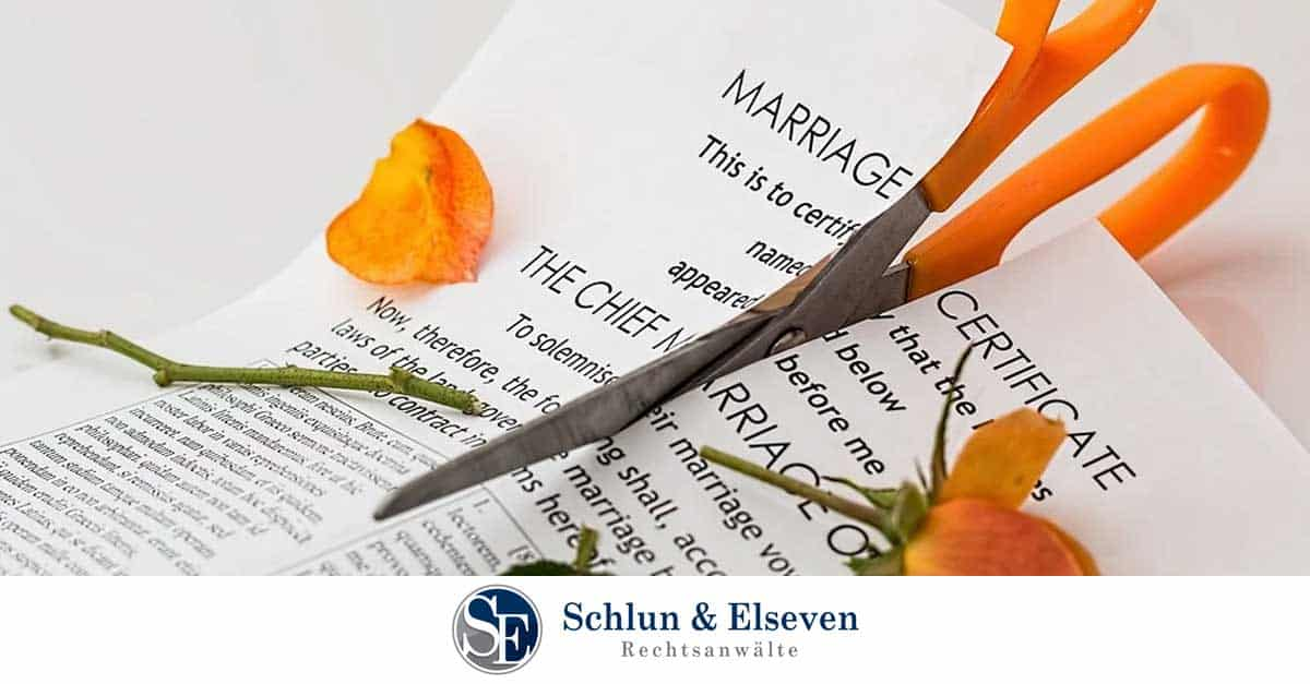 Divorce Cases in Germany: Is a Personal Appearance in Court Required?