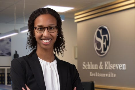 Rechtsanwältin Abschira Hassan