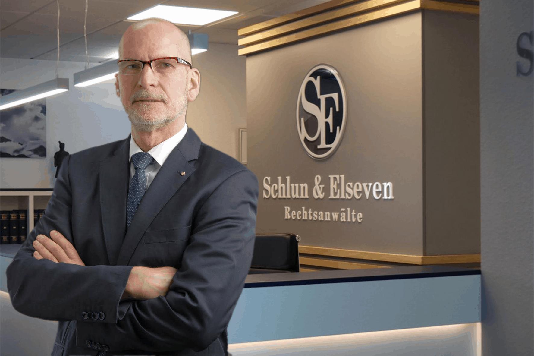 Rechtsanwalt Dr. Nouvertné