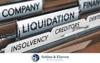 Esprit Insolvency Proceedings