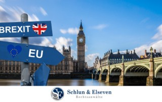 Termination of Contract due to Brexit