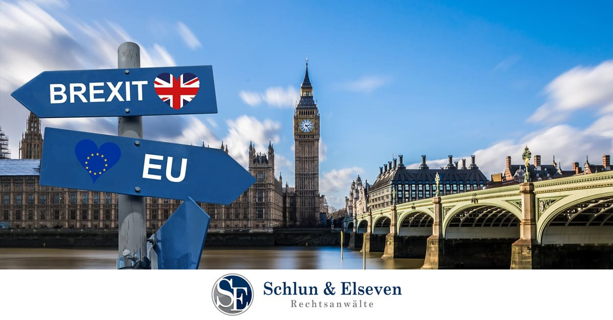 Brexit Transition Period: Legal Advice for UK citizens in Germany