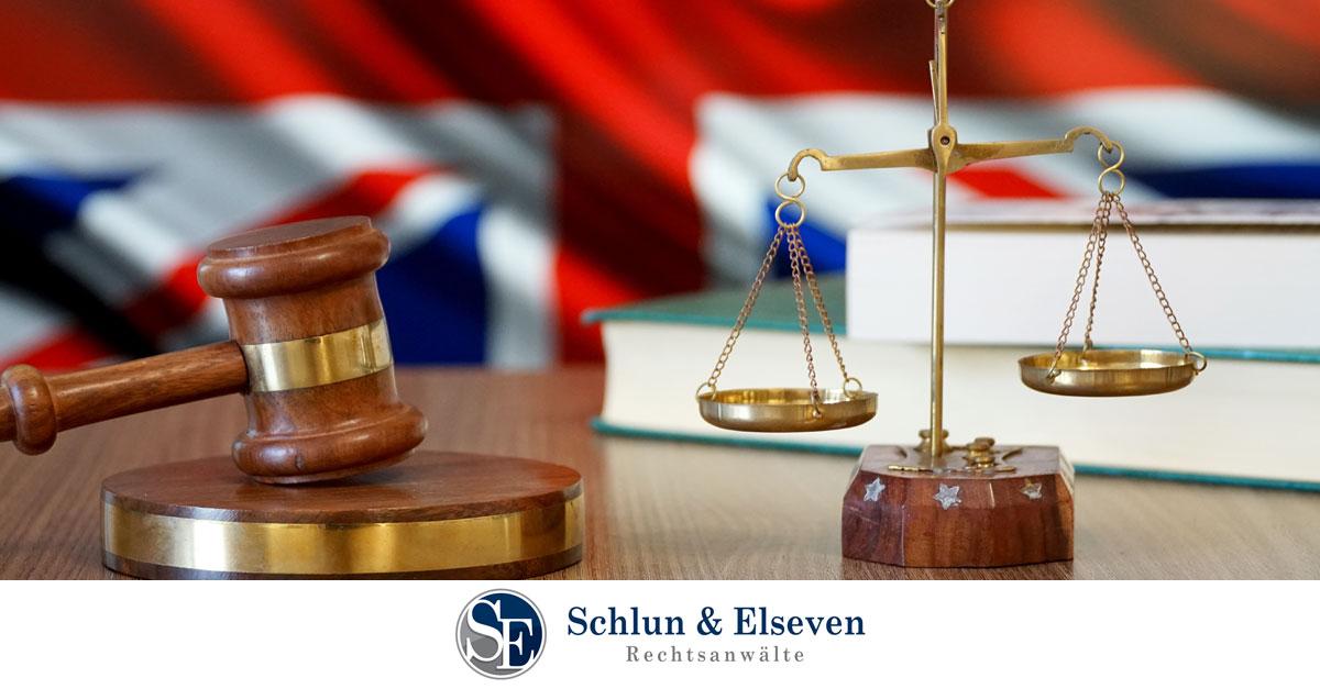 Die Anerkennung von Urteilen des Vereinigten Königreichs in Deutschland